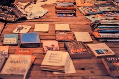 gudang buku