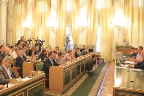 Львівська облрада ухвалила заяву про усунення Андрія Єрмака від зовнішньополітичних питань