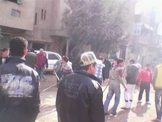 السيطرة علي مشاجرة بالأسلحة البيضاء ضبط 14شخصا من الطرفين