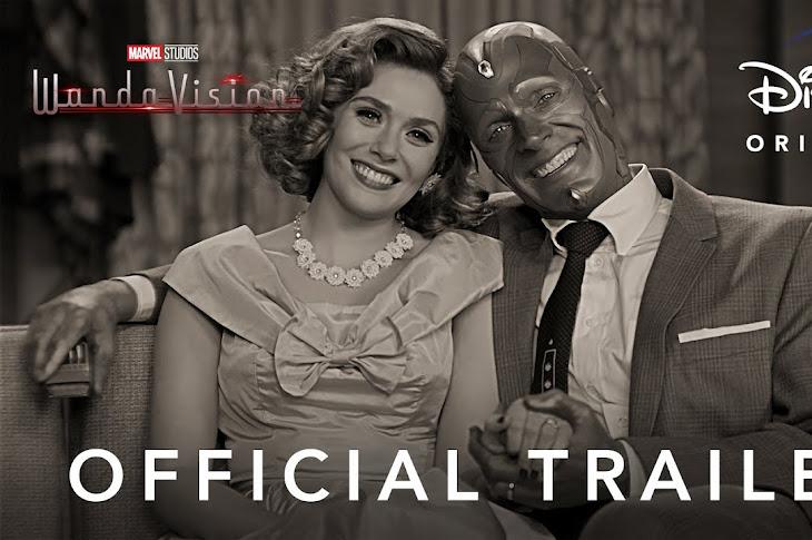 Marvel Releases The Trailer For WandaVison