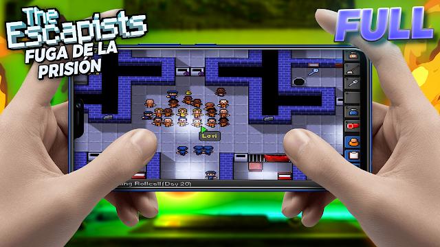 The Escapists: Fuga de la Prisión (Full) Para Teléfonos Android [Apk]