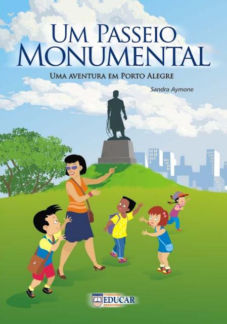 Um Passeio Monumental - Sandra Aymone