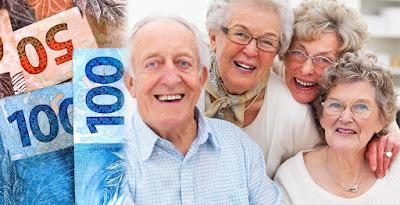 Aposentados poderão receber  14º salário do INSS