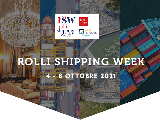 I palazzi della Rolli Shipping Week