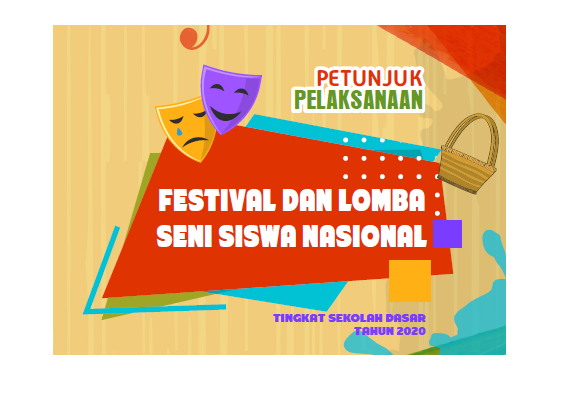 Festival dan Lomba Seni Siswa Nasional 2020