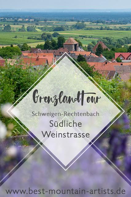 Grenzlandtour Schweigen-Rechtenbach   Bad Bergzaberner Land   Wandern Südliche Weinstraße 23