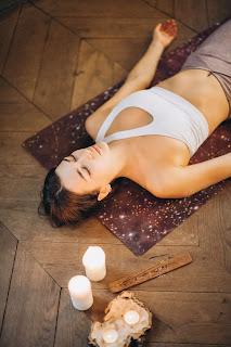 shavasana yoga asana