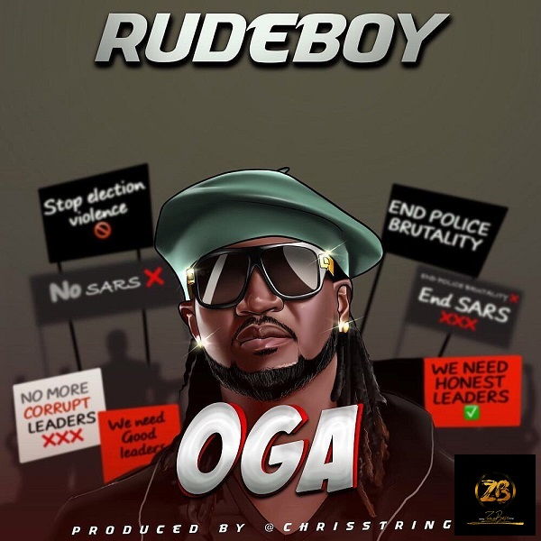 [MUSIC] Rude Boy_OGA