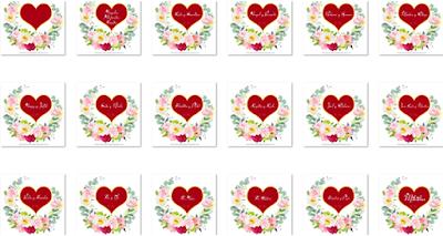 Banco De Imágenes 110 Nombres De Personas En 55 Imágenes Con Flores