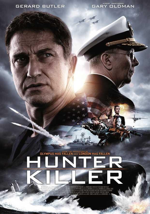 Hunter Killer 2018 Full English Movie Download Hd