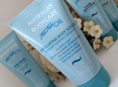 Australian Bodycare Exfoliating Body Scrub