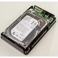 Seagate 500 GB hard disk