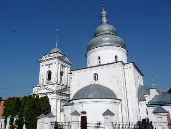 Ніжин. Свято-Покровська церква. 1765 р.