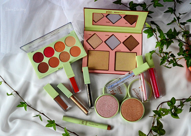 PixiPretties Collection - nowa kolekcja kosmetyków makijażu od Pixi Beauty