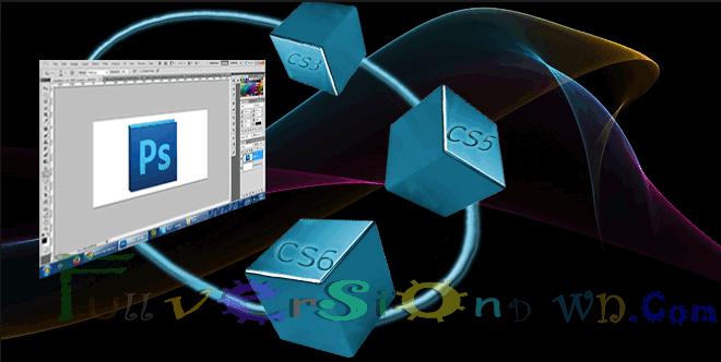 Adobe Photoshop CS3/CS4/CS5/CS6/CC Portable