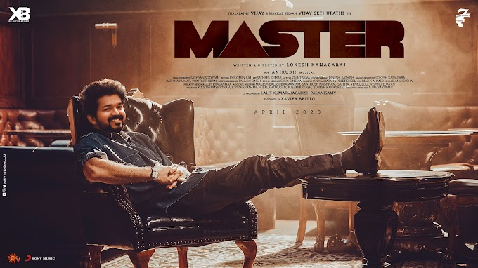 Master aka Vijay The Master Movie Worldwide Day Wise Box office Collection