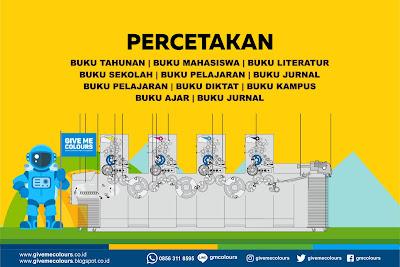 Percetakan Murah Surabaya - Jawa Timur