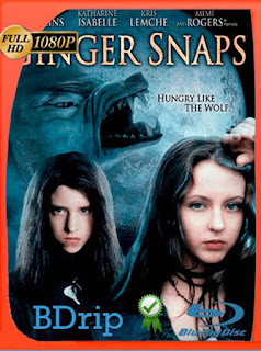 Feroz (en México) Ginger Snaps La poseída(2000)BDRip [1080p] Latino [GoogleDrive]