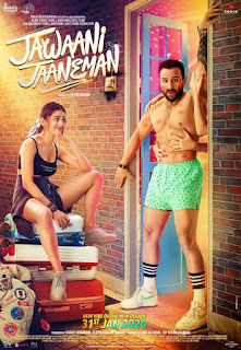 Jawaani Jaaneman First Look Poster 5