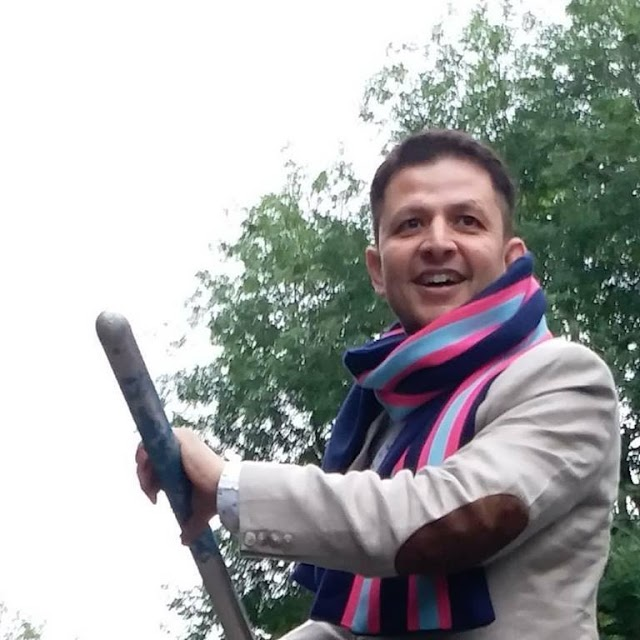 भारत देश के पहले ग्रामीण बी पी ओ के संस्थापक, सामाजिक कार्यकर्ता अजय चतुर्वेदी को जन्मदिन की बधाई