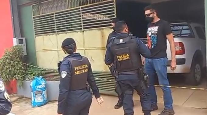 URGENTE - Comerciante é amarrado, torturado e executado em Porto Velho