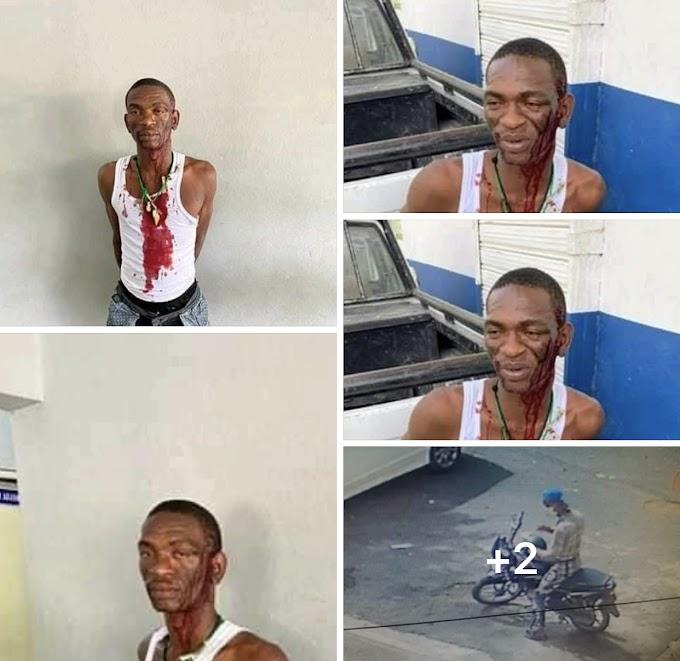Santo Domingo:- Apresan Hombre acusado de violar mas de 30 mujeres del sector Invivienda