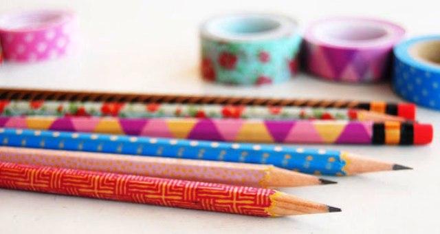 Menyulap Pensil/Pena Usang Menjadi Bagus bak Baru Beli