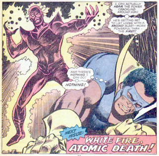 Black Goliath #1, Atom-Smasher