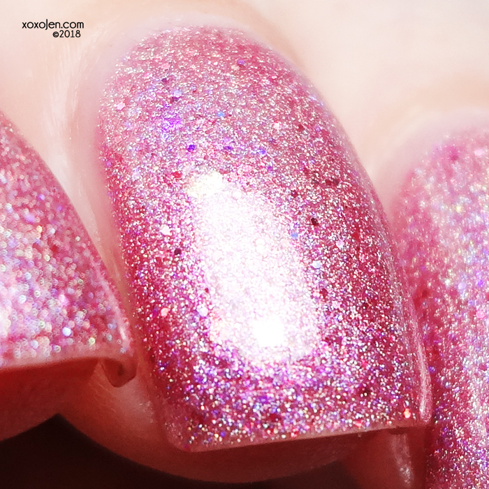 xoxoJen's swatch of Blush Pink Panther