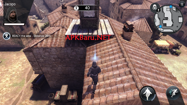 Free Download Assassin's Creed Identity v2.5.1 Apk Terbaru