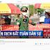 """Khôi hài Tuấn Khanh dán mác """"bất tuân dân sự"""" cho bác sĩ Phan Xuân Trung"""