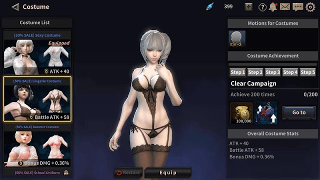 Screenshot of Foxynite Mod Apk 04