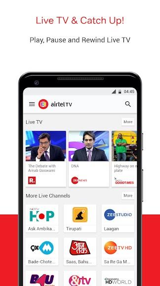 Airtel TV App Download | Latest Version - 360AndroidApp com
