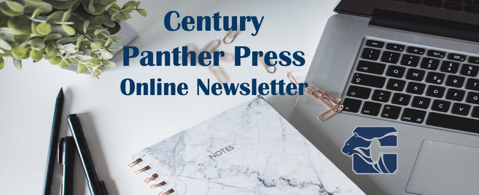 Century Panther Press Online Newsletter