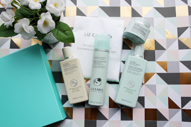 Liz Earle Skin Repair Essentials Set