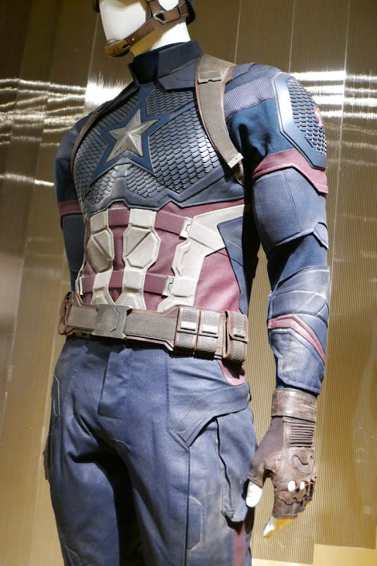 Avengers Endgame Captain America movie costume