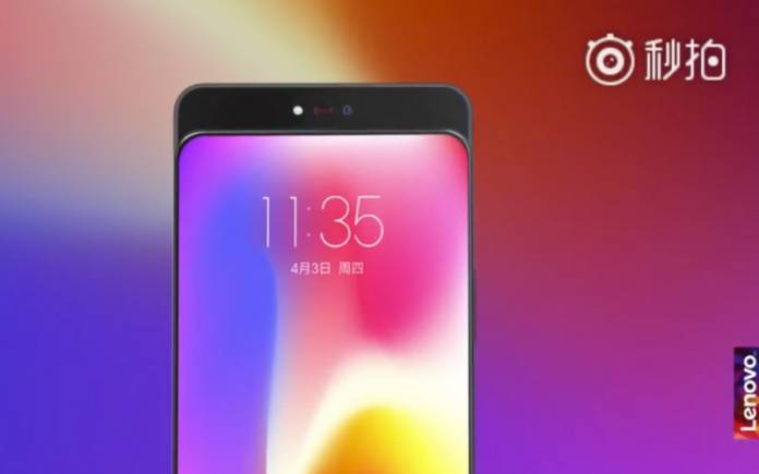 Lenovo Z5 Pro Smartphone first look