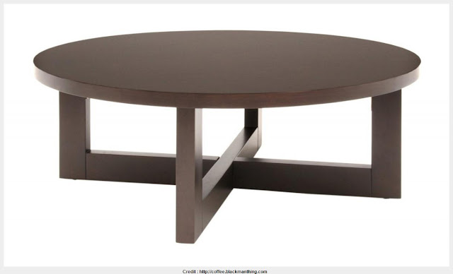 Amazing round modern coffee tables Image