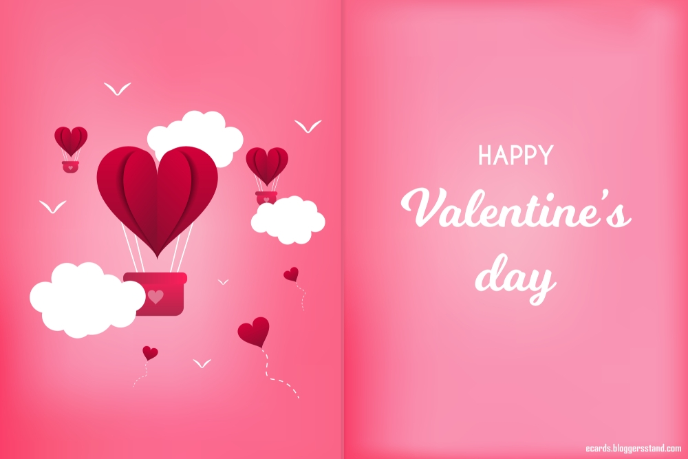 Happy Valentines Day 2021 3D Wallpaper