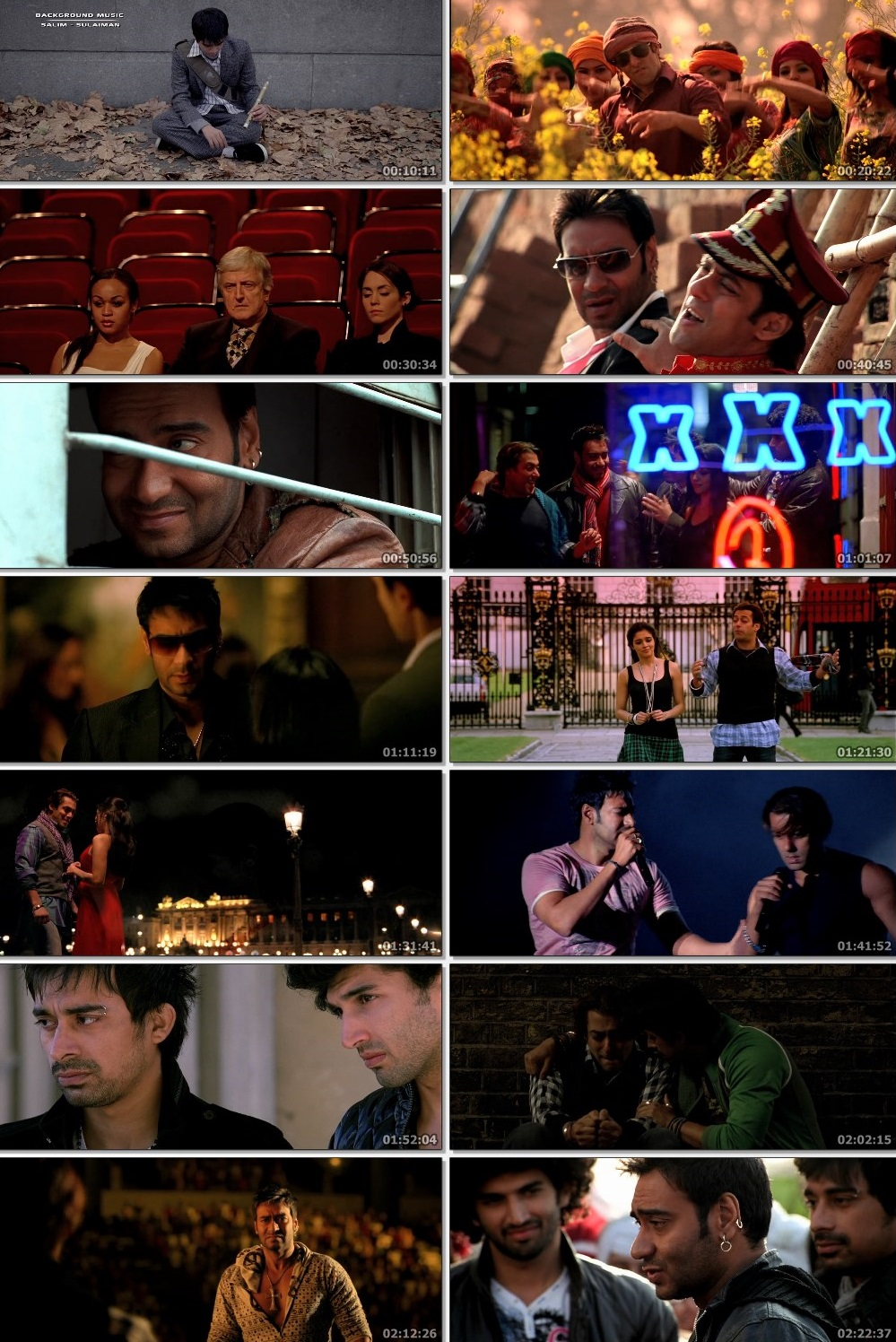 Screen Shot Of London Dreams 2009 Full Movie Free Download HD 720P Watch Online