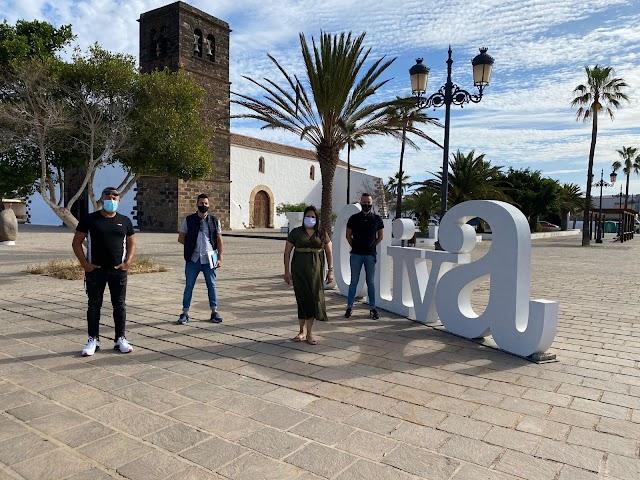 La Oliva apoya a la Asociación de Músicos y Artistas de Fuerteventura
