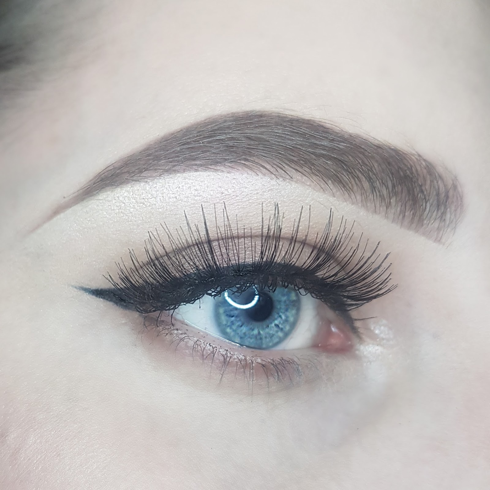 Eye Makeup Using Brow FX Products