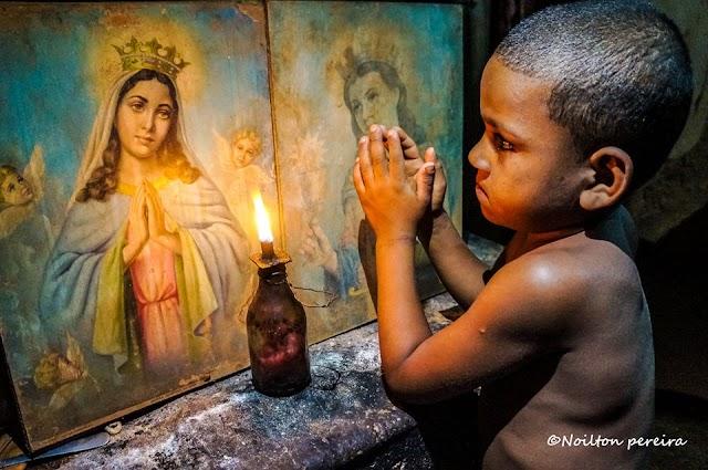 Conto | Menino Jesus - por Marcello Silva