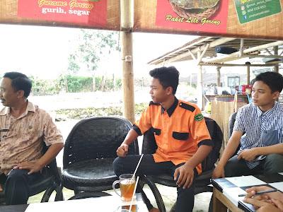 IT Volunteer 3 Desa Nglinggi Klaten Selatan