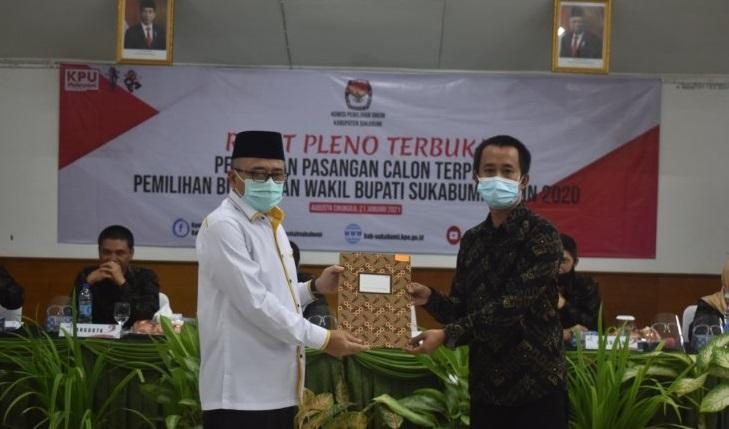 Gubernur Jabar Besok Bakal Lantik Marwan Hamami - Iyos Somantri di Bandung