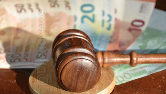 multa prevista acordo judicial nao discutida