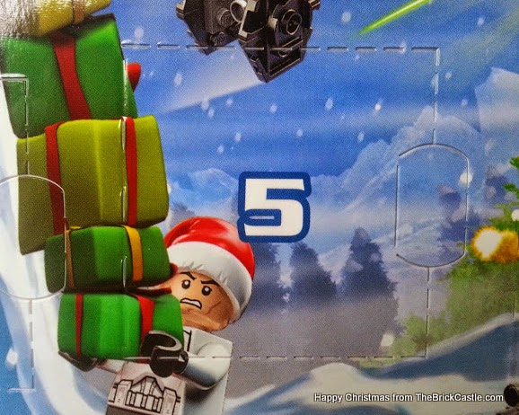 LEGO Star Wars Advent Calendar December 5th