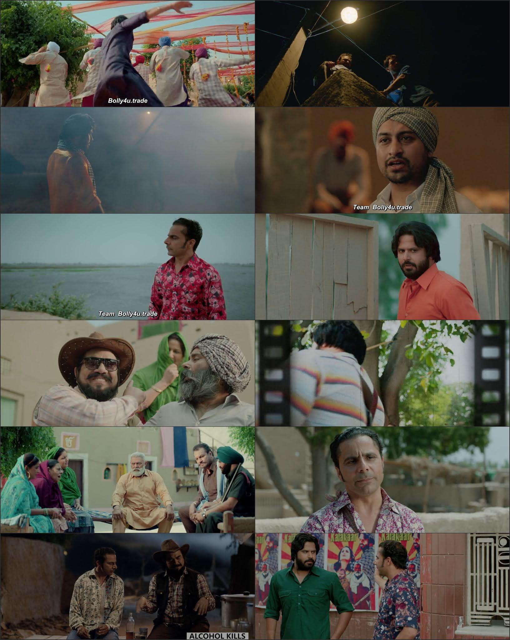 Vadda Kalakaar 2018 WEB-DL 950MB Punjabi 720p Download