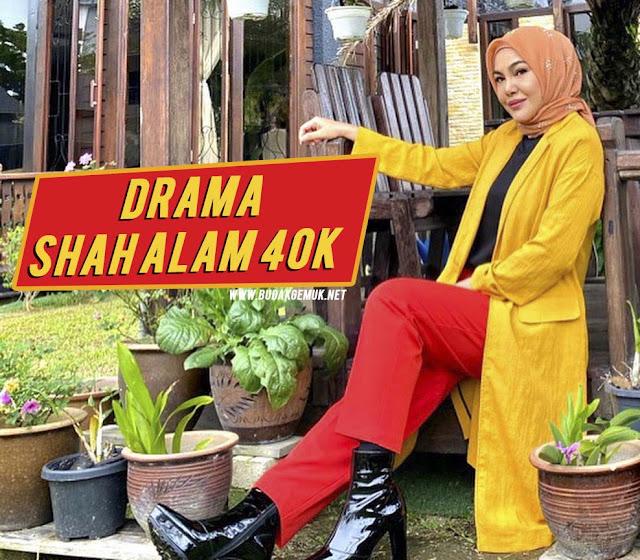 Drama Shah Alam 40k (TV3) Lakonan Rita Rudaini dan Umie Aida!