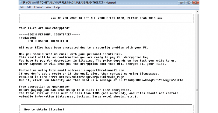 World's Biggest Botnet Just Sent 12.5 Million Emails With Scarab Ransomware